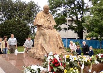 Pomnik Ojca Świętego