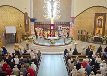 Święto Miłosierdzia w parafii